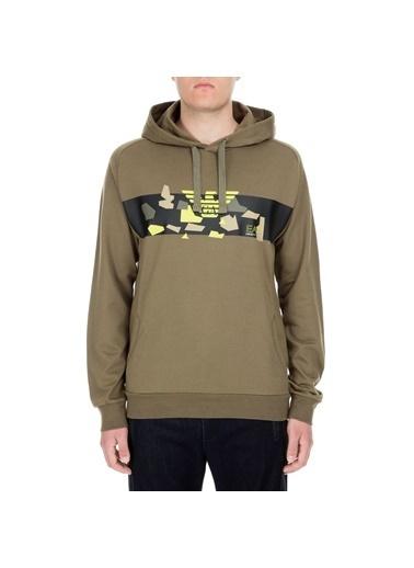 EA7 Emporio Armani Sweatshirt Taş